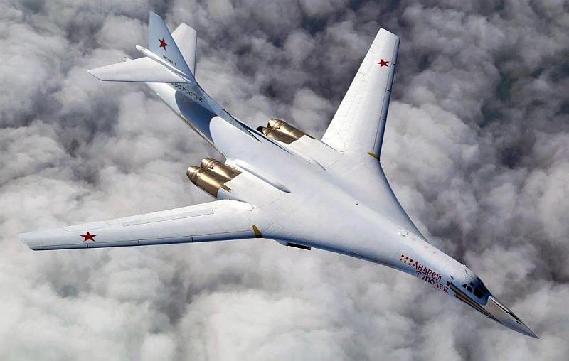 Ту-160-Андрей ТУПОЛЕВ