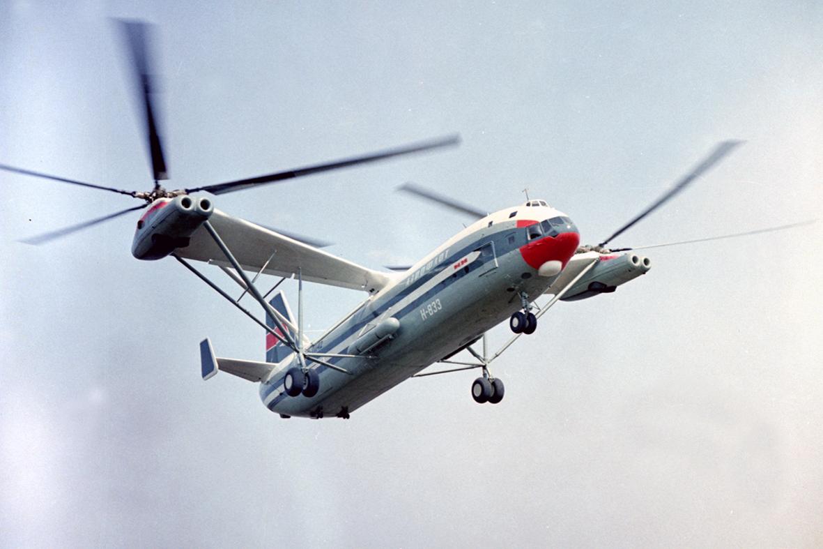 Ми-12 СССР  № 3751869  скачать