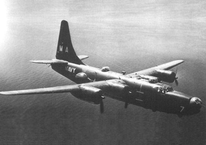 "Самолет-бомбардировщик PB4Y-2 ""Приватир"""