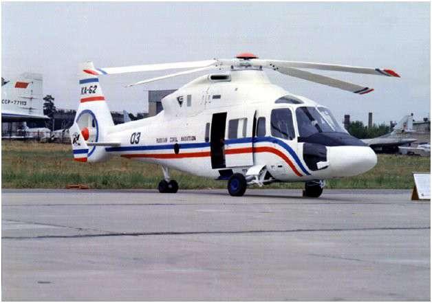 Ka-62 MAKC-2011