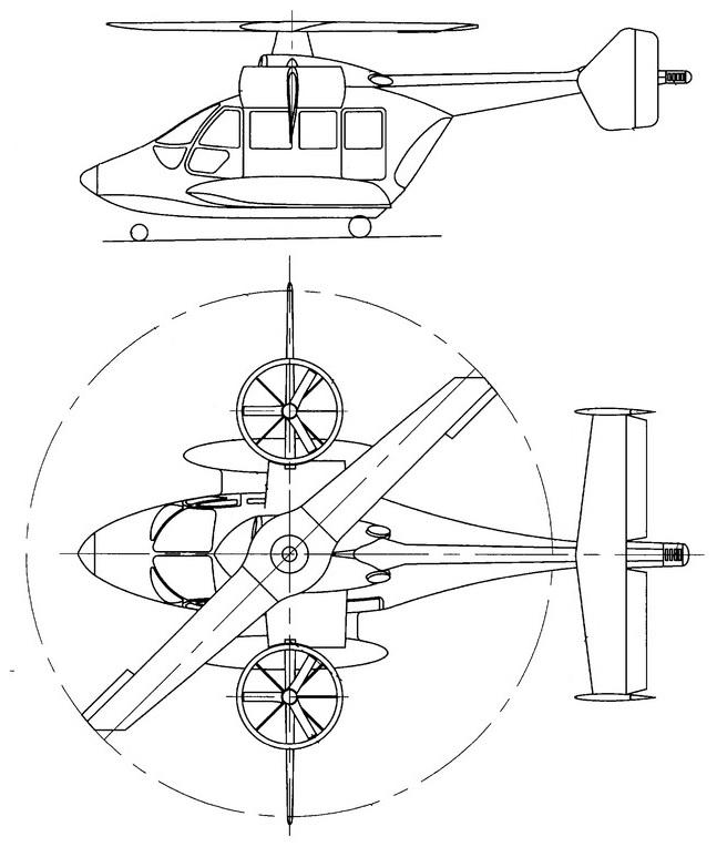 Вертолет амфибия RU2310583