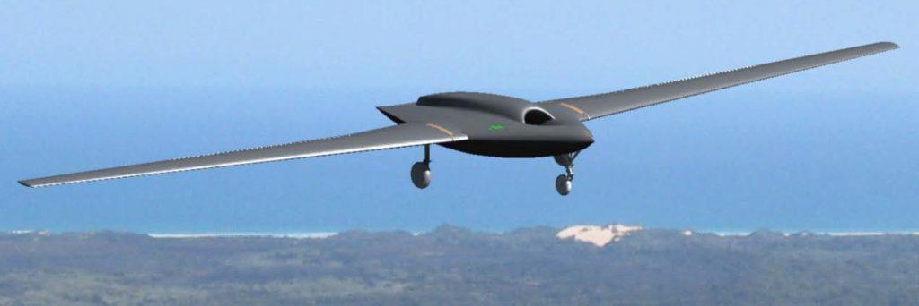 Предполагаемый-внешний-вид-высотного-беспилотного-самолета-—-демонстратора-ОКБ-ЭМЗ-им.-Мясищева